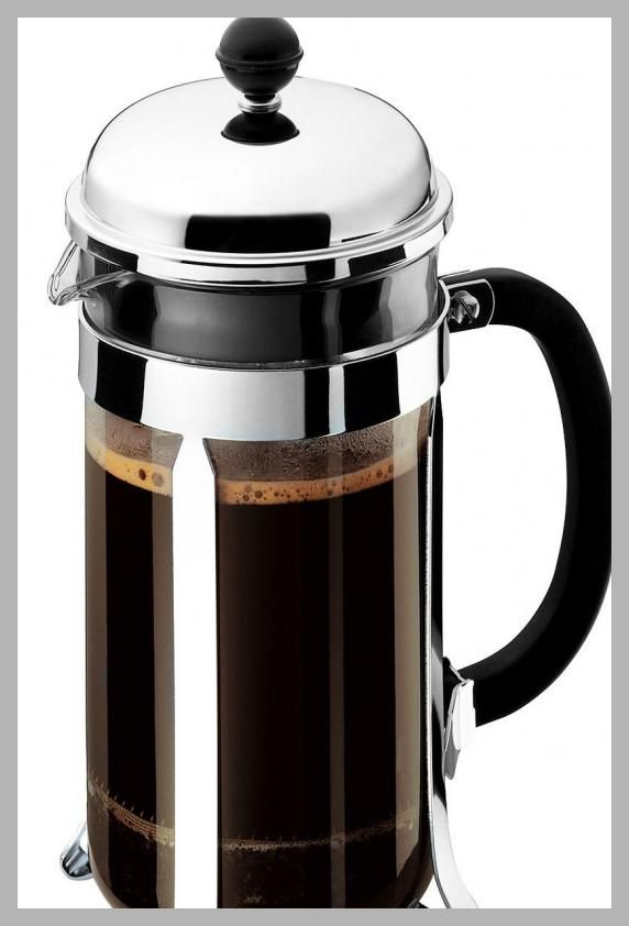 Bodum Chambord 8 Cup French Press - Coffee, Tea & Espresso - Kitchen - Macys - Price History #CoffeeAccessories #Bodum #FrenchPress