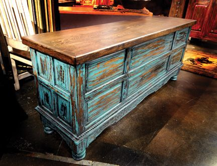 Best 25+ Turquoise Furniture Ideas On Pinterest | Distressed Turquoise  Furniture, Turquoise Dresser And Turquoise Painted Furniture