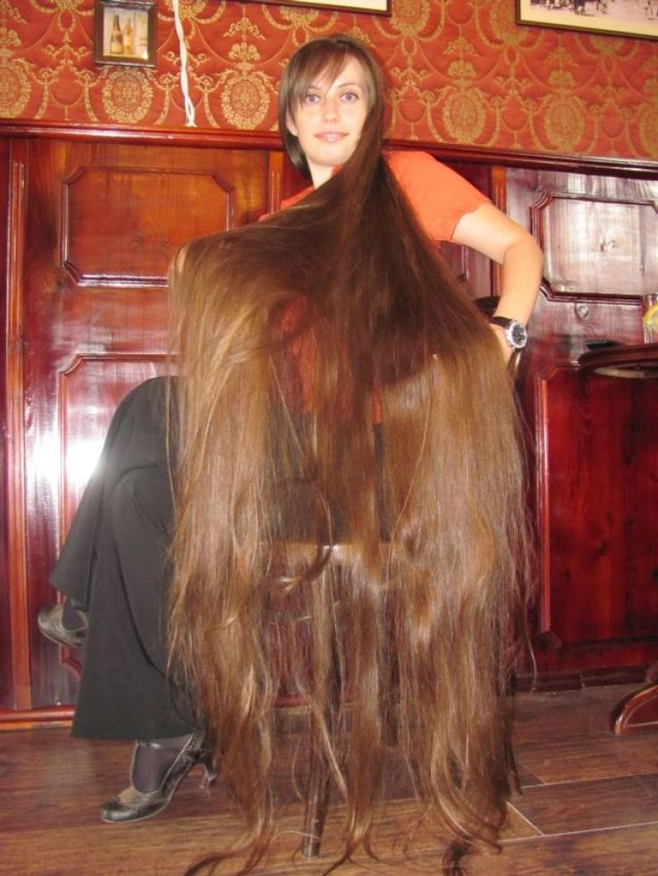 Eniko PETO Hair Crazy Long Pinterest Super Long