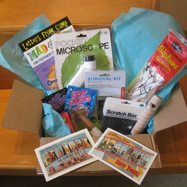 66 Best Images About Summer Camp Care Packages On Pinterest