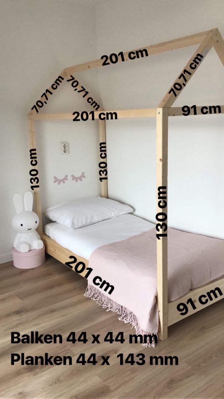 Machen Sie ein Bett Casita, Maßnahmen – #cama #Casita #Fabricar #medidas #montessori