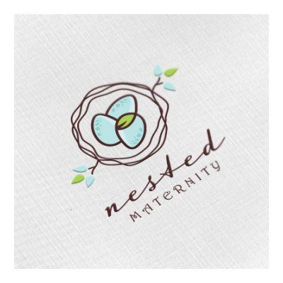 bird nest logo - Google Search