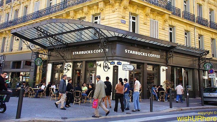 MARSEILLES SBUX in 2019 Marseille, Starbucks, Restaurant