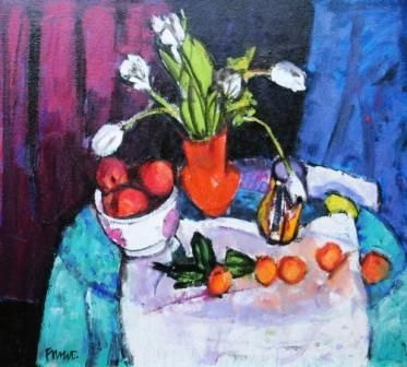 Archie FORREST-Fruit and Flowers