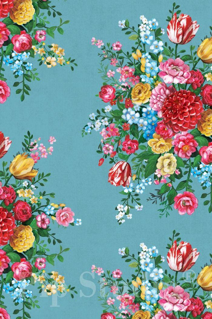 PiP Dutch Painters Licht Blauw behang