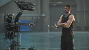 Rise of the machines? Kevin Love's new (non-human) opponent