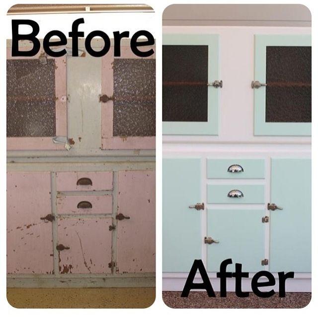Kitchen Restoration Ideas 9 best vintage kitchen cabinet restoration ideas images on