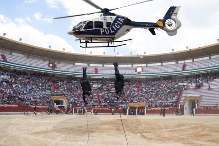 La Policía Nacional celebra, este año, en Andújar los actos del día de la Policía