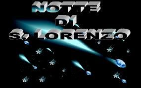 Image result for auguri per san lorenzo