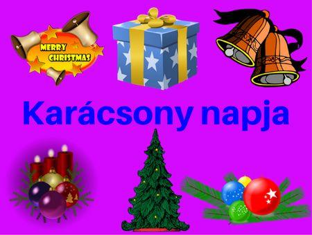 Karácsony napja