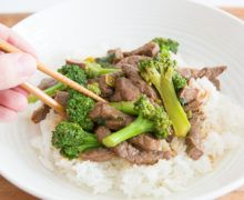Chinese Beef and Broccoli is an easy, flavorful stir-fry, great for a weeknight meal!