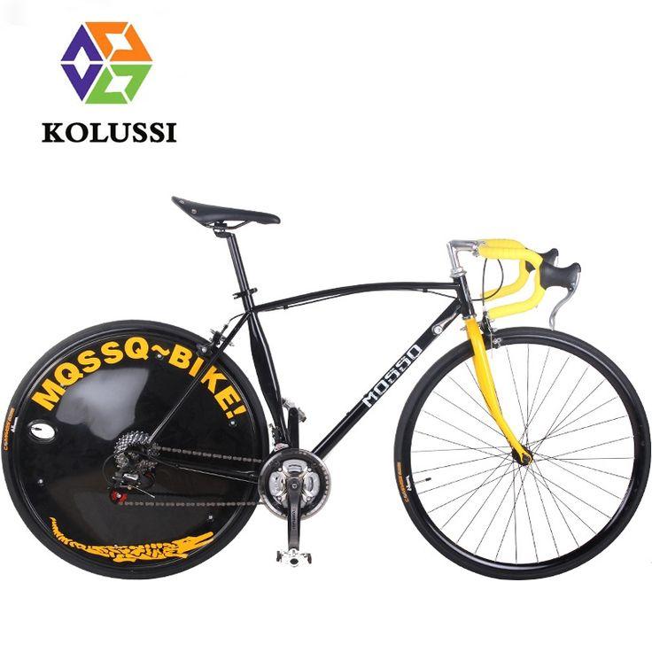 501.19$  Buy here - http://ali5zp.worldwells.pw/go.php?t=32693839099 - KOLUSSI British Retro Bisiklet Road Bike 21 Speed Bicycle 700CC Carbon Steel Bici Da Corsa Bicicleta Carretera De Estrada