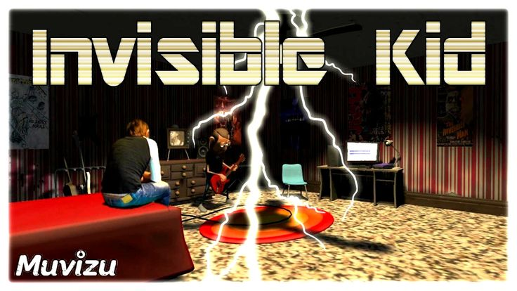 🤘 Metallica - Invisible Kid | Cover by Deaf Cage (Muvizu 3D music video) #metallica #guitarcover #muvizu #animation #invisiblekid