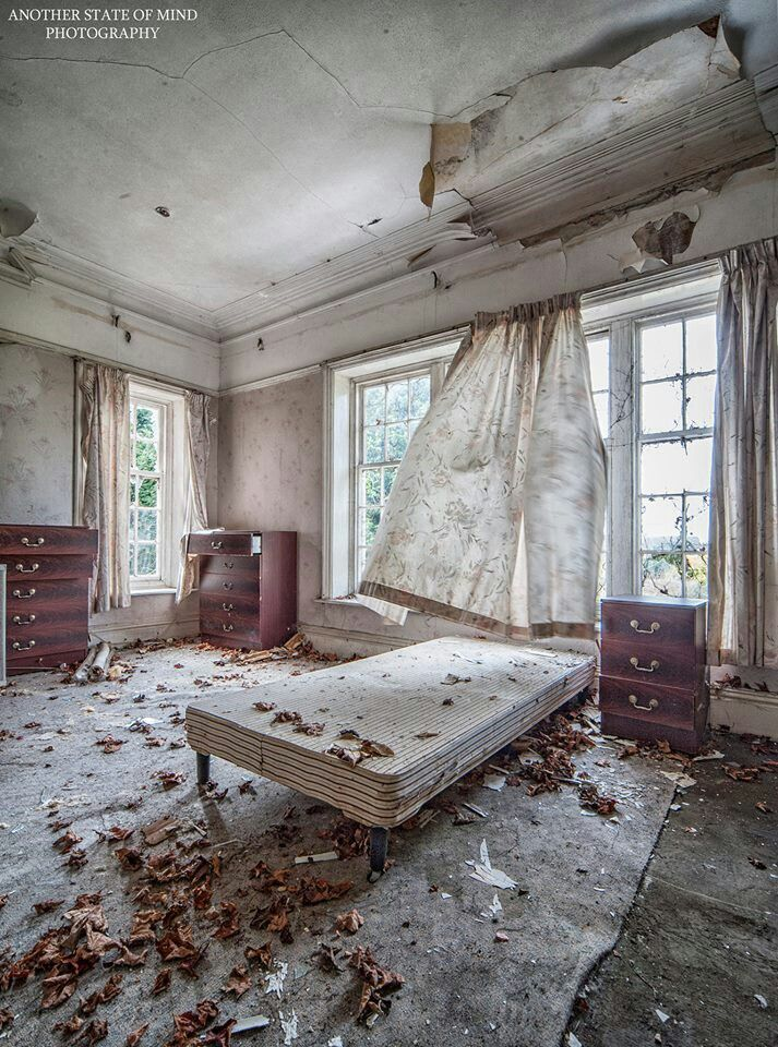 Another State of Mind Photography | Interiors: Decayed ...