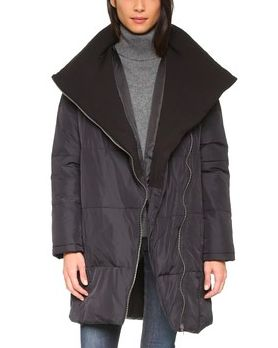 BB Dakota Evans Long Puffer Coat | TrufflesandTrends.com