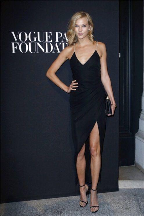 ~Karlie Kloss @ Paris Vogue Gala~
