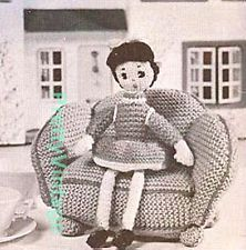 Knitting Patterns Mini Toys : 17 Best images about Doll Sewing/knitting & Crochet ...