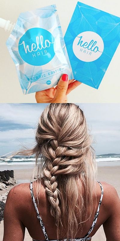 Get Beautiful Hair By Using Hello Hair Hydrating Mask