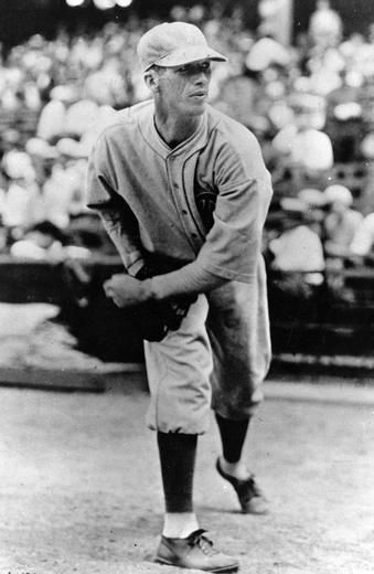 Lefty Grove - BL-3875-84 (Herman Seid, National Baseball Hall of Fame Library)