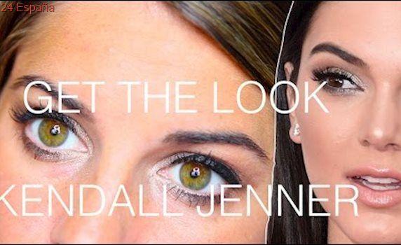 Kendall Jenner - Get the look | Maquillaje inspirado