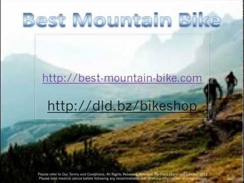 http://youtu.be/hbfuXNaXl-k  Bikes And Accessories From Best Mountain Bike  http://best-mountain-bike.com  Amazon reliability with EliteCyclingFitness gives you a reliable and efficient shopping service for all your mountain bike, accessory and clothing needs. Just go to  http://dld.bz/bikeshop