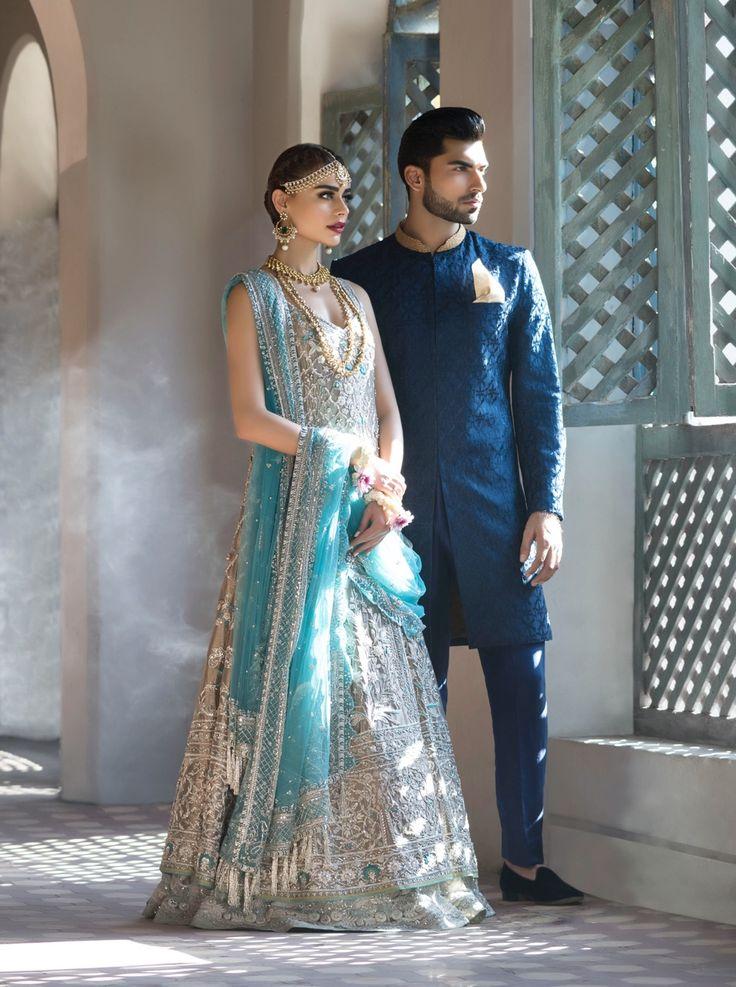 Sania Maskatiya, August Dream, Fall 2016 - High Fashion Pakistan
