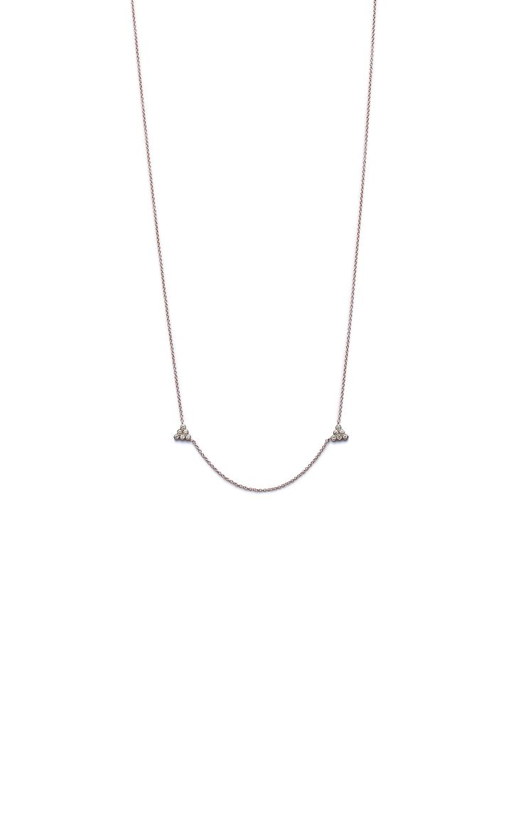 """""""Small Triangles"""" necklace, Yannis Sergakis"""