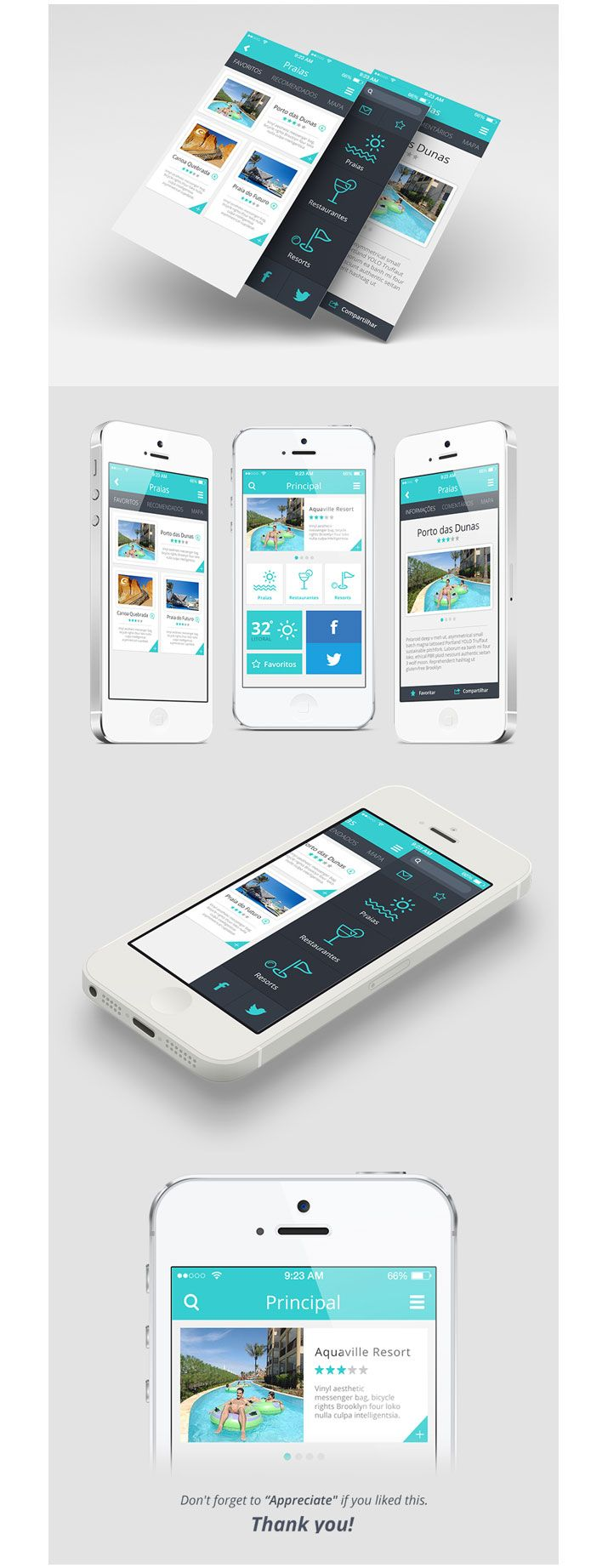 Daily Mobile UI Design Inspiration #148