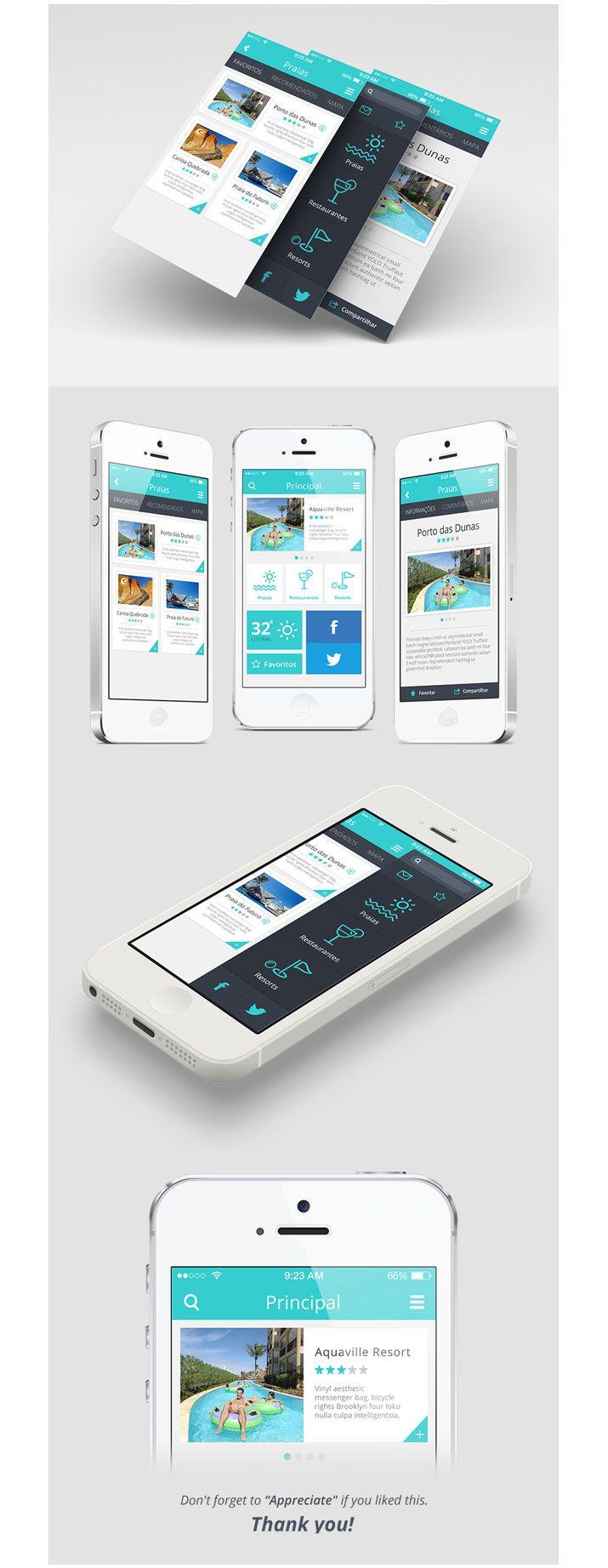 Daily Mobile UI Design Inspiration #148