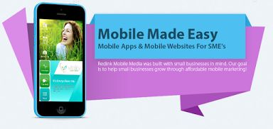 Mobile made easy  Check out Redink Mobile Media  The #1 Mobile Website & Mobile App Maker For Small Businesses  Learn More: http://redink.guru  Build beautiful mobile apps & mobile websites Zero programming knowledge needed Risk free - 100% satisfaction guaranteed  #apps #downloads #mobile #smallbusiness