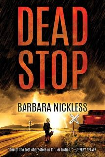 A Bookaholic Swede: #BookReview Dead Stop by Barbara Nickless (@BarbaraNickless) @AmazonPub