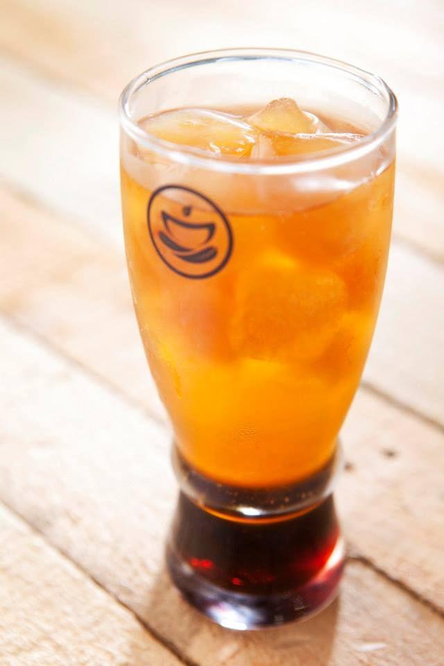 Peach Ice Tea   The Chaai   Pune