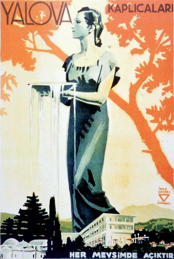 Yalova Kaplıcaları Her Mevsimde Açıktır