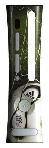 Genuine Xbox 360 Fifa 2006 Adidas Soccer Faceplate, 2015 Amazon Top Rated Faceplates, Protectors & Skins #VideoGames
