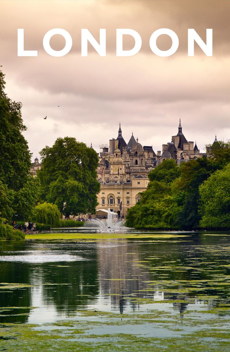 St. James's Park #london #england #travel