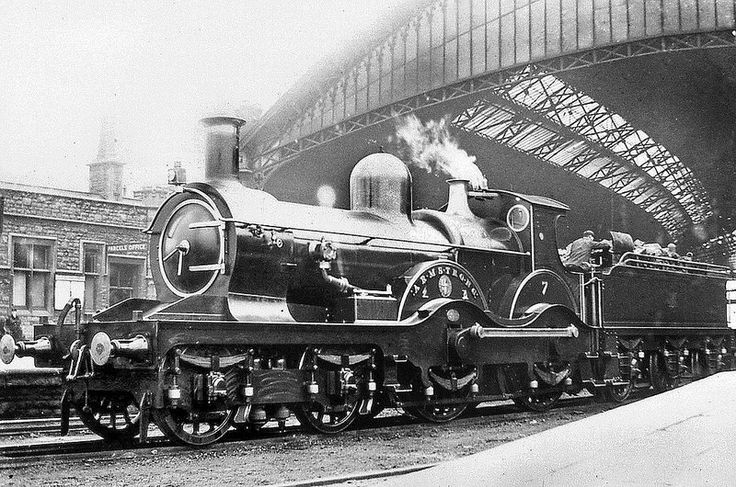 GWR Steam Train Armstrong at Temple Meads Station, Bristol