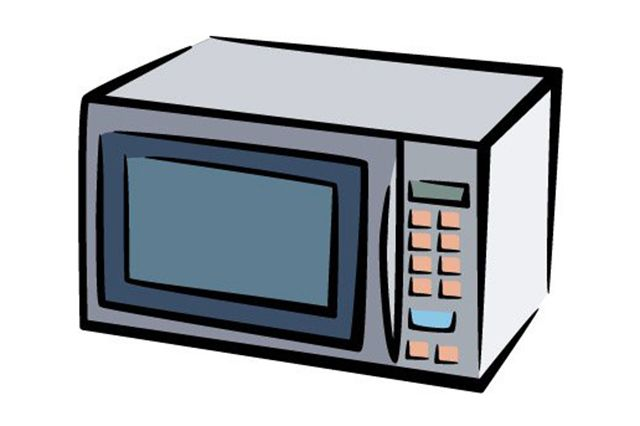 Cartoon Microwave Oven ~ Amazing kitchen hacks that will change your life for the