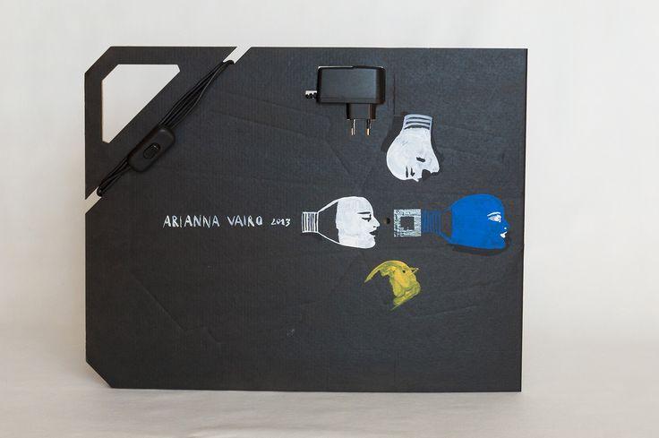 01Lamp designer version by Arianna Vairo