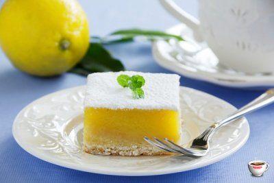 Как приготовить Мятно-лимонные пирожные? Пошаговый рецепт с фото.