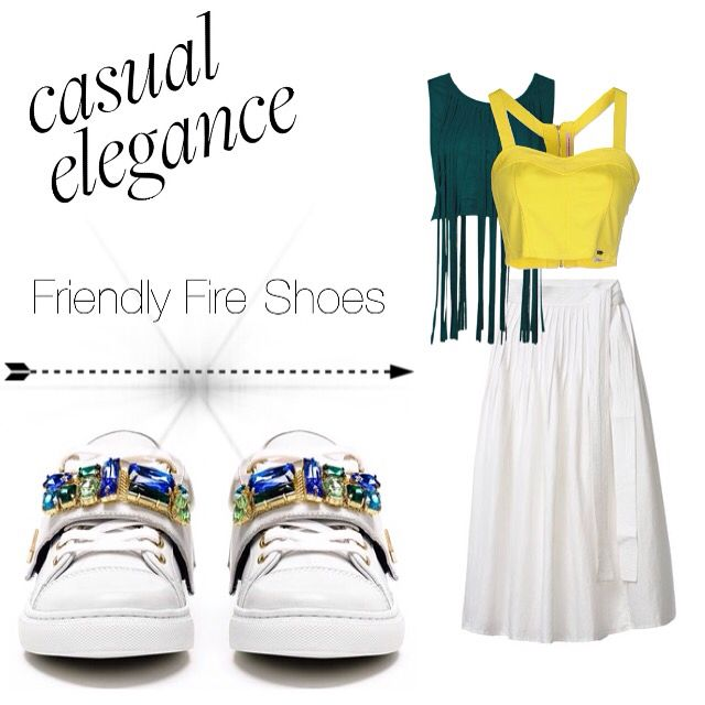 Friendly Fire! Casual elegance at glammy.pt, instagram and facebook ☺️