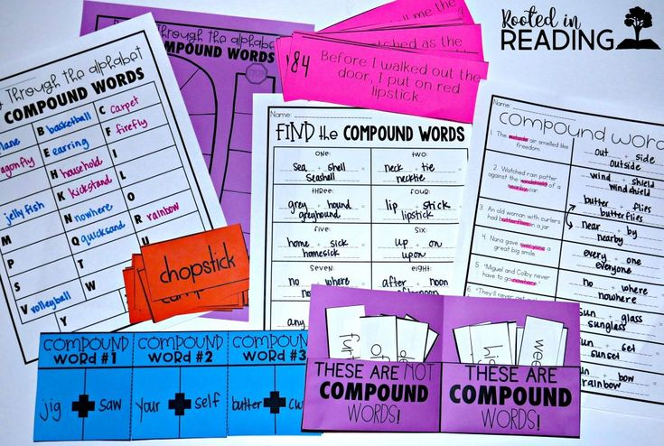 compound words board game pdf