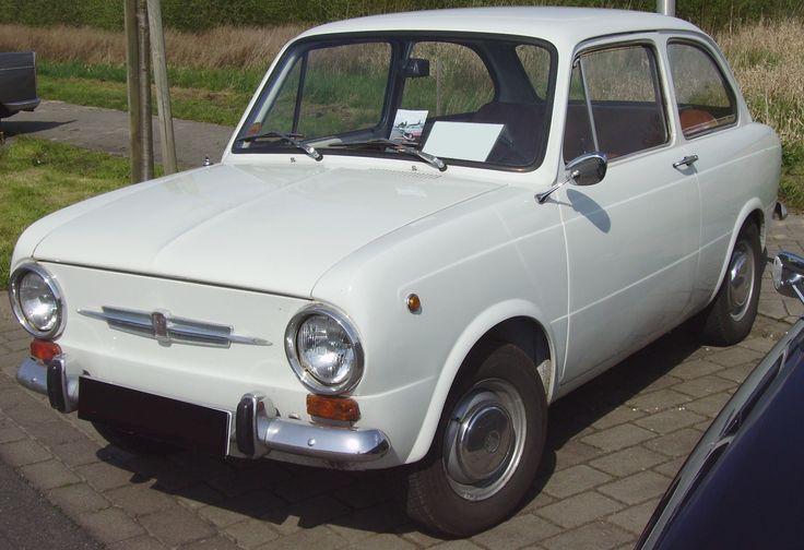 FIAT 850 - My dad's old car!