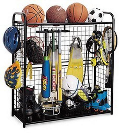 37 Ideas For A Clutter Free Organized Garage   Storage Tips |  RemoveandReplace.com