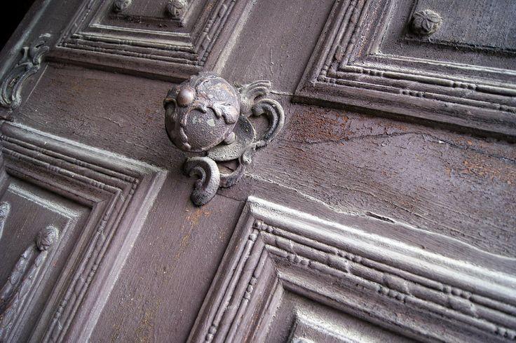 door of a church