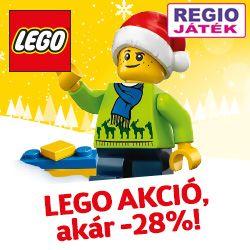 Regio, Lego akció