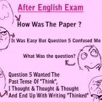 After English Exam Funny Quotes on Exams - Apna Talks