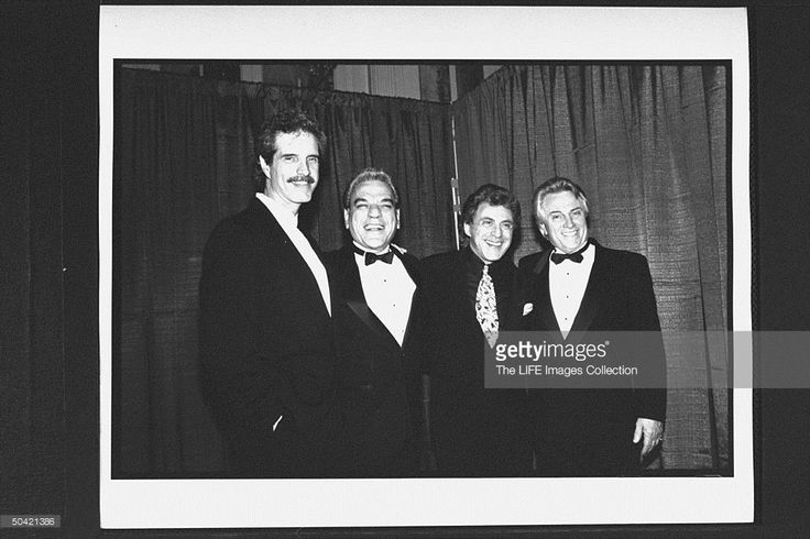 Inducted into the Rock and roll Hall of Fame: Bob Gaudio, Nick Massi, Frankie Valli, and Tommy DeVito (Photo Credit: Robin Platzer)