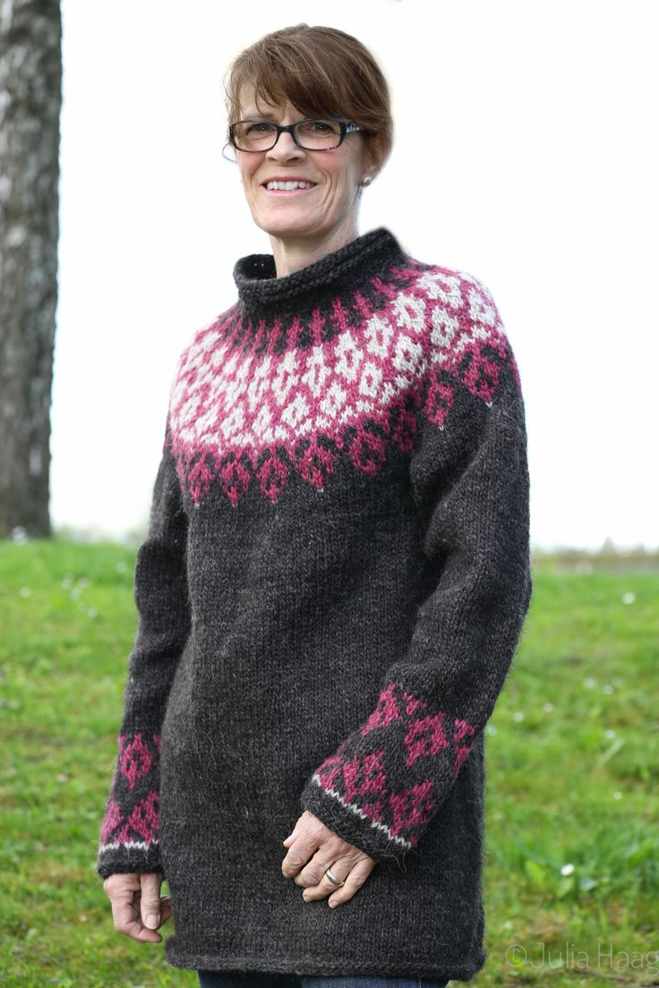 383 best Icelandic Lopi Sweaters images on Pinterest | Colors ...