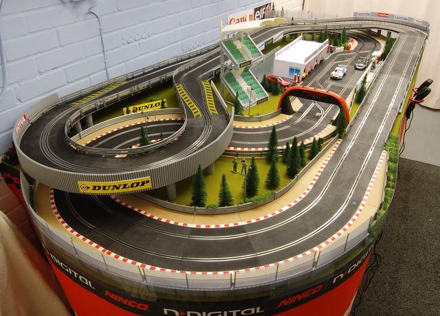 25/1/ · Taking Your HO Scale Slot Car Track to the Next Level Cheaply: So you have a bunch of slot car track, its a fun little hobby, fast challenging and relatively cheap.In this instructable, I show you how I took a pile of track and a door and made it into a great .