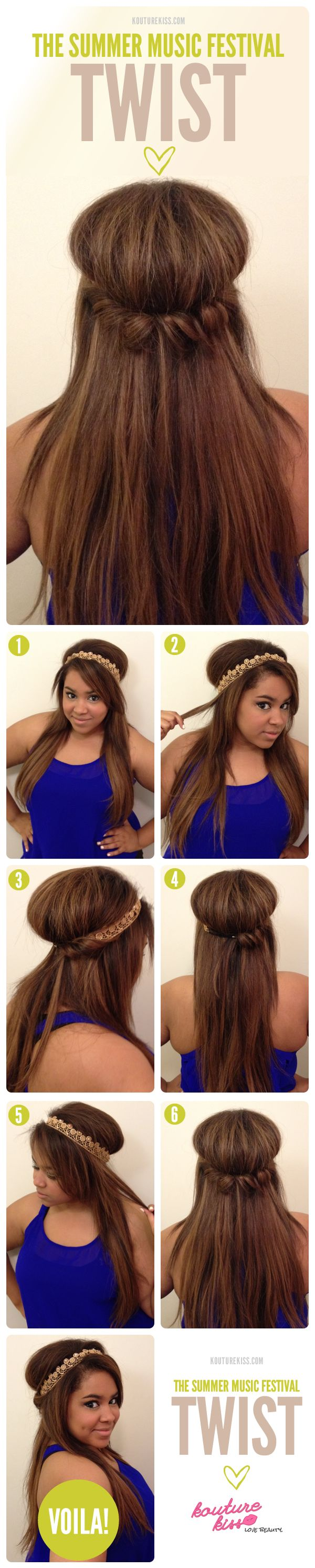 274 best Hairstyles for medium length hair images on Pinterest